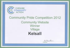 Community Website Competition 2012 - Winner
