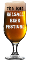 The 10th Kelsall Beer Festival