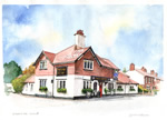 'Farmers Arms'© by Gordon Wilkinson